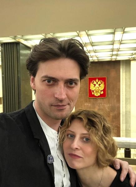 Иван Колесников и Лина Раманаускайте вместе 17 лет