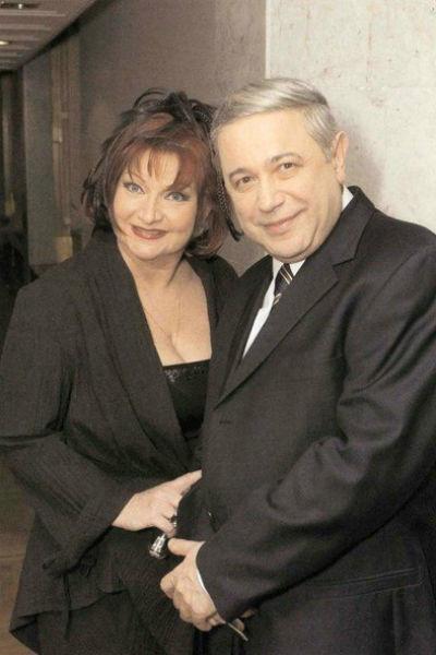 Степаненко и Петросян поженились в 1985 году