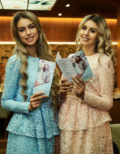 Анастасия и Полина Аммосовы