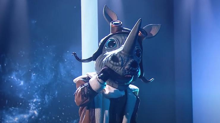 Носорог был одним из главных героев шоу.