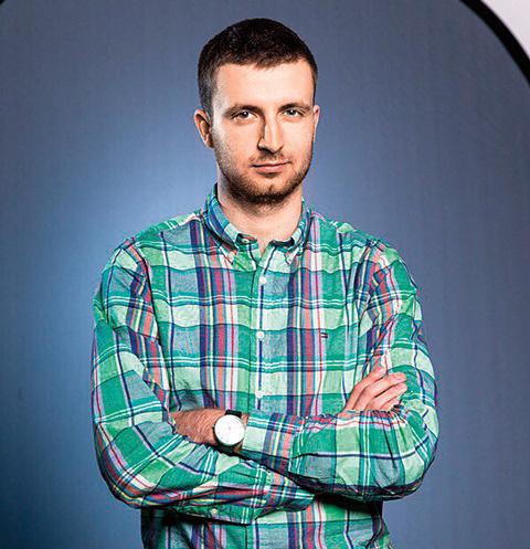 Создатель приложения Prisma Алексей Макаренков
