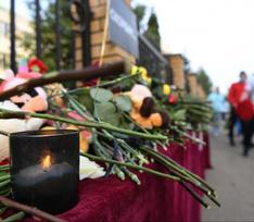 В Казани хоронят погибших при стрельбе в школе