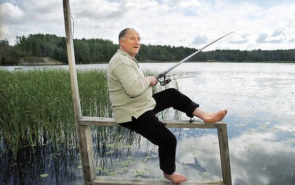 Валерий родился и вырос в деревне в Орловской области