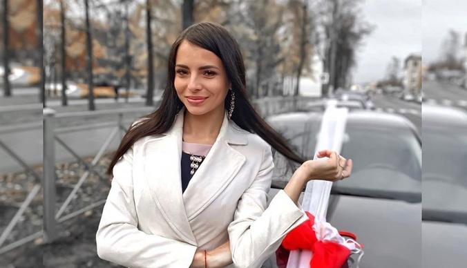 Звезда «ДОМа-2» Ольга Жарикова беременна от избивавшего ее бывшего мужа
