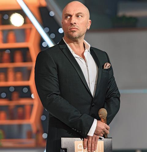 Нагиев возглавил рейтинг самых богатых актеров по версии «Форбс», заработав в 2016 году $3,2 млн