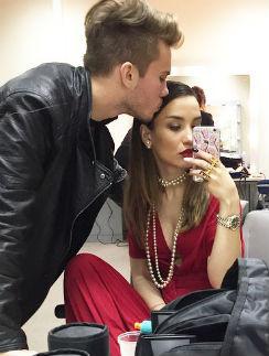 Виктория Дайнеко с новым возлюбленным