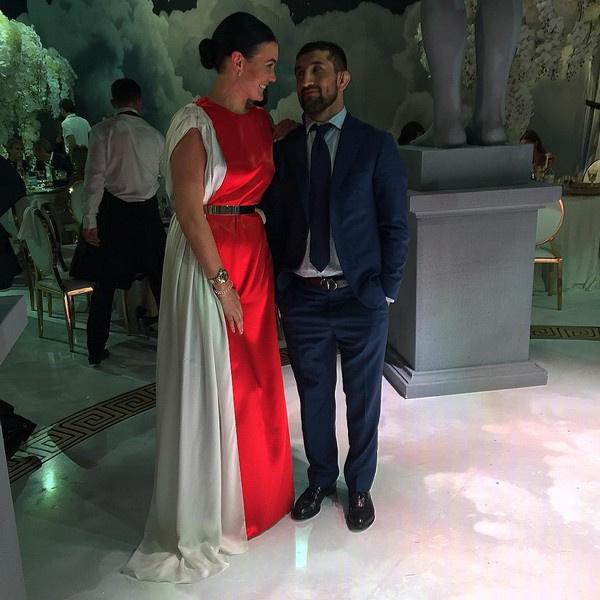 Гости мероприятия оделись в тематические одежды