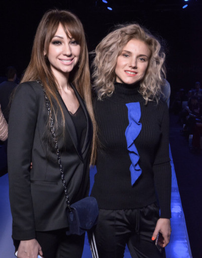 Согдиана и Ирина Тонева