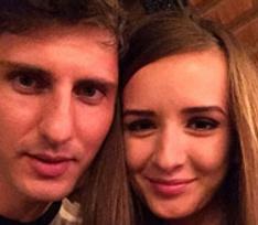 Рита Агибалова заставила мужа сделать селфи