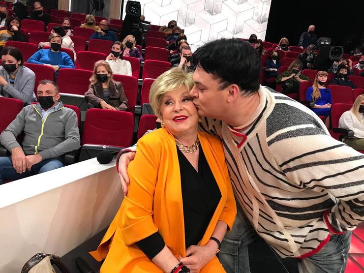 Дружбе Юлиана и Ангелины Михайловны много лет