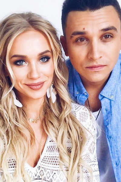 Валерия и Кирилл много путешествуют вместе