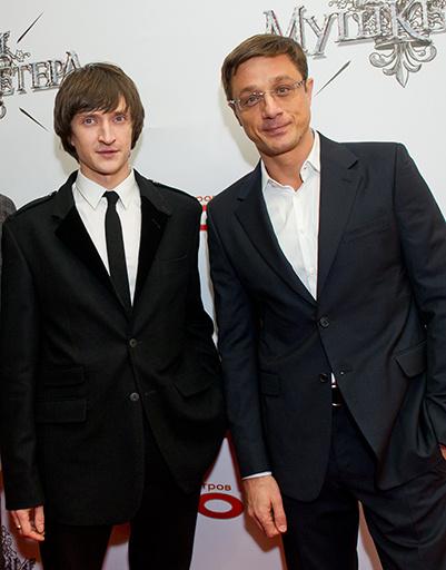 Юрий Чурсин и Алексей Макаров