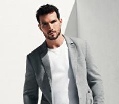 Мужская линия одежды от женского бренда