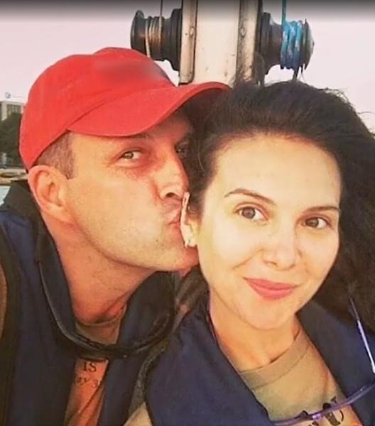 Вот уже много лет Воловенко счастлив с актрисой Дианой Розовлян