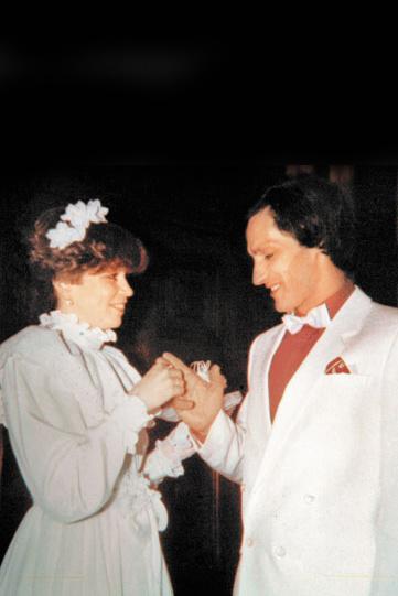 Вопреки наставлениям Тарасовой. Как Наталья Бестемьянова решилась на отношения с женатым Игорем Бобриным