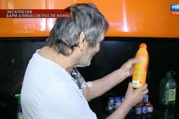 Новости: Бари Алибасов показал, как выпил жидкость для очистки труб – фото №5