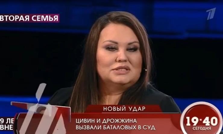 Анна не верит, что Екатерина воспитывает дочь от актера