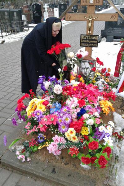 Артистка поддержала семью Баталова после ухода легендарного артиста