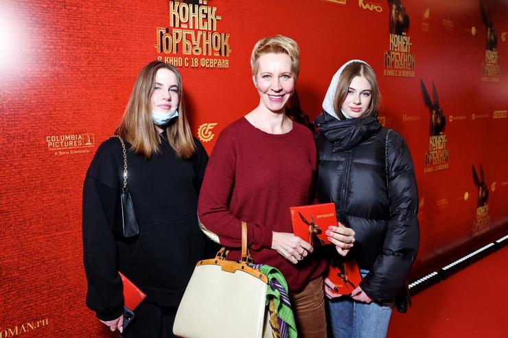 Лазарева была очень впечатлена фильмом
