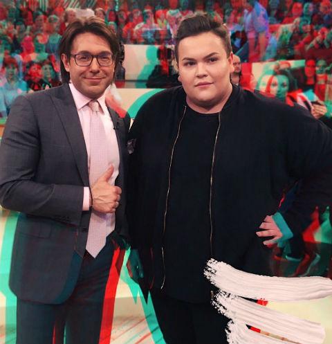 Андрей Малахов и Игорь Синяк
