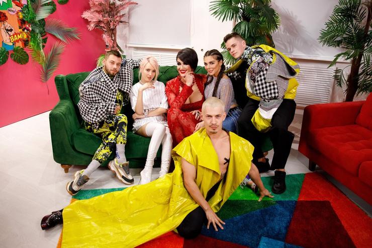 Клава Кока разоткровенничалась в шоу Ани Седоковой