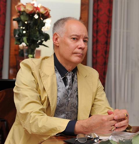 Владимир Конкин разрыдался во время съемок ток-шоу