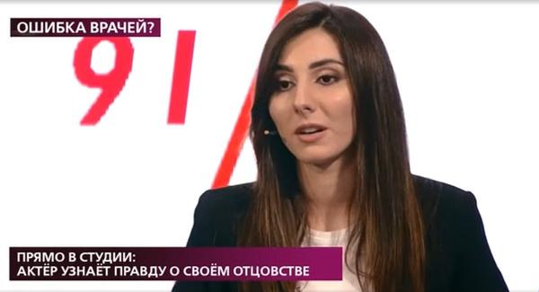 Узнавший о бесплодии актер сериала «Гадалка» Борис Эстрин проверяет родство с дочерью