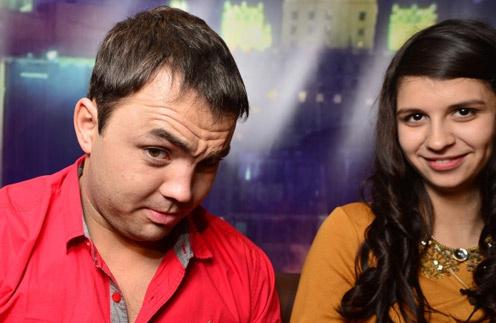 Алиана и Александр Гобозов