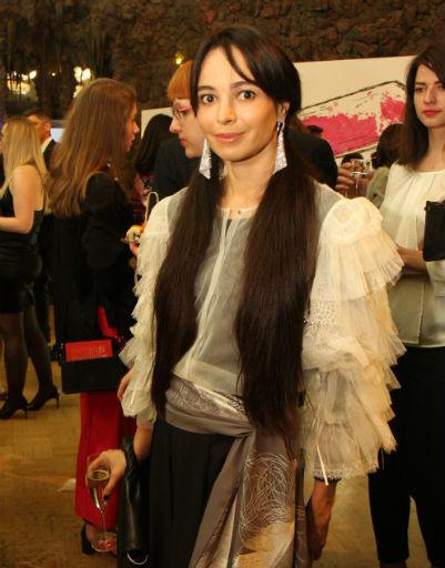 В номинации «Выбор города» победила балерина Диана Вишнева