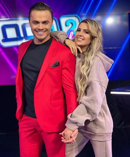 Алексей и Майя Купины