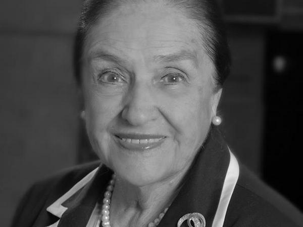 Ирина Карташева родилась в 1922 году в Москве